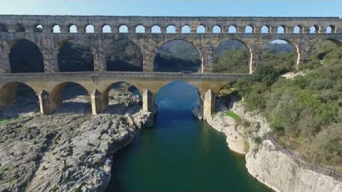 ?? The Via Domitia, France's southern highway in Roman times