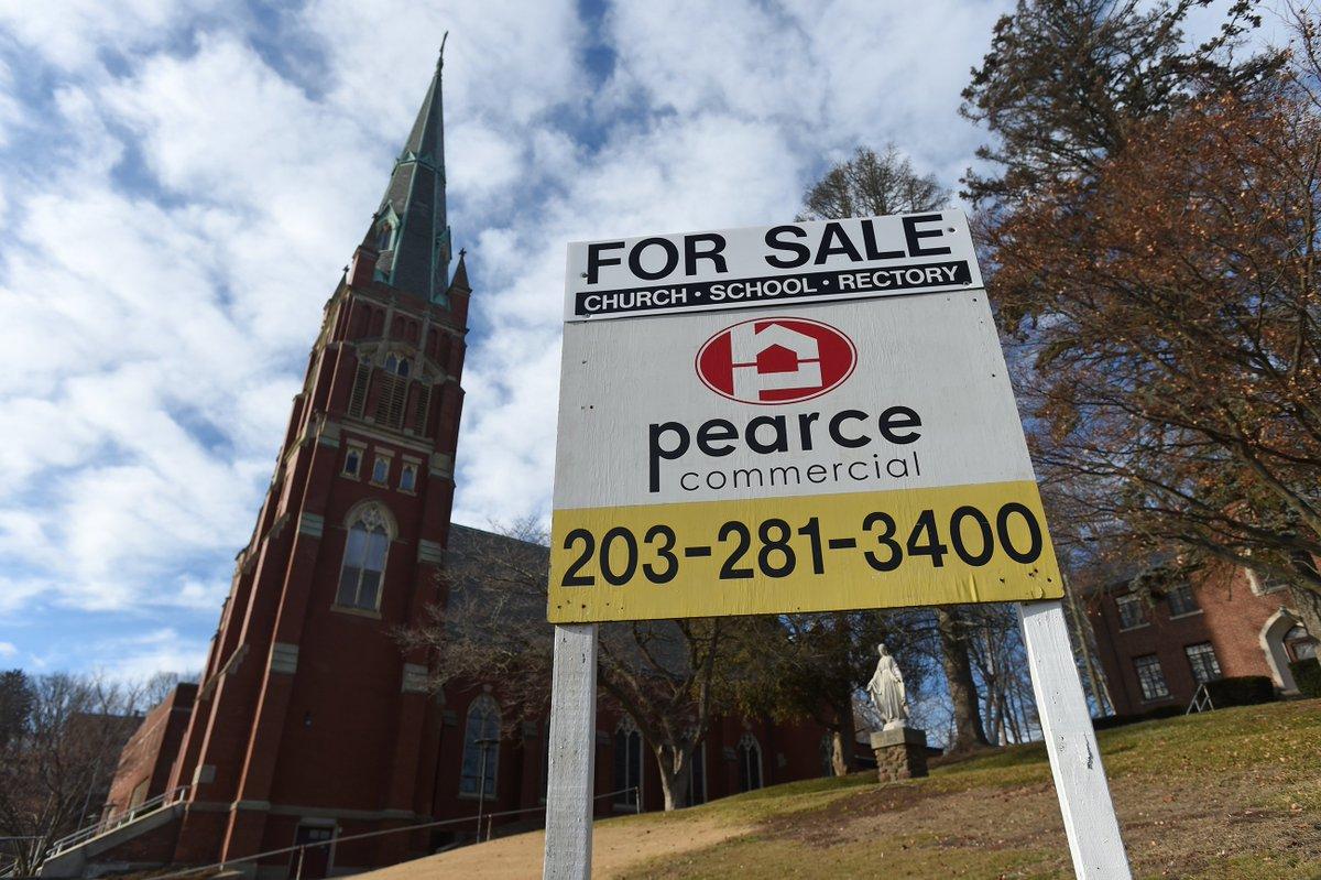 Church Buildings In Meriden, Hartford, East Hartford And Waterbury For Sale
