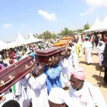Grief as five Salgaa bus accident victims laid to rest