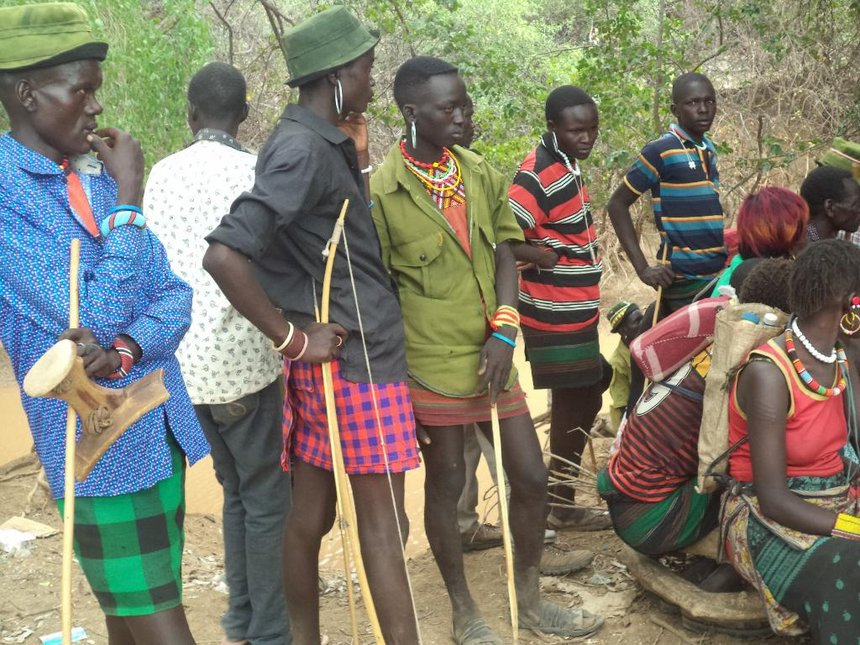 Act on state of insecurity in Pokot, Kerio Valley and Baringo