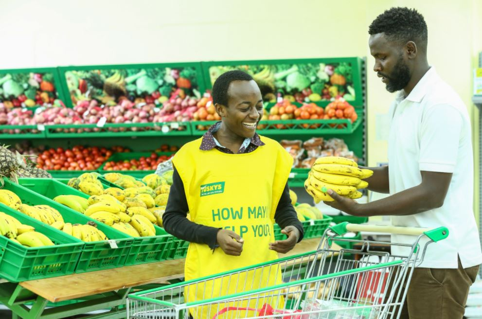 Tuskys trains sights on frontier regions with twin branch openings in Kericho and Eldoret