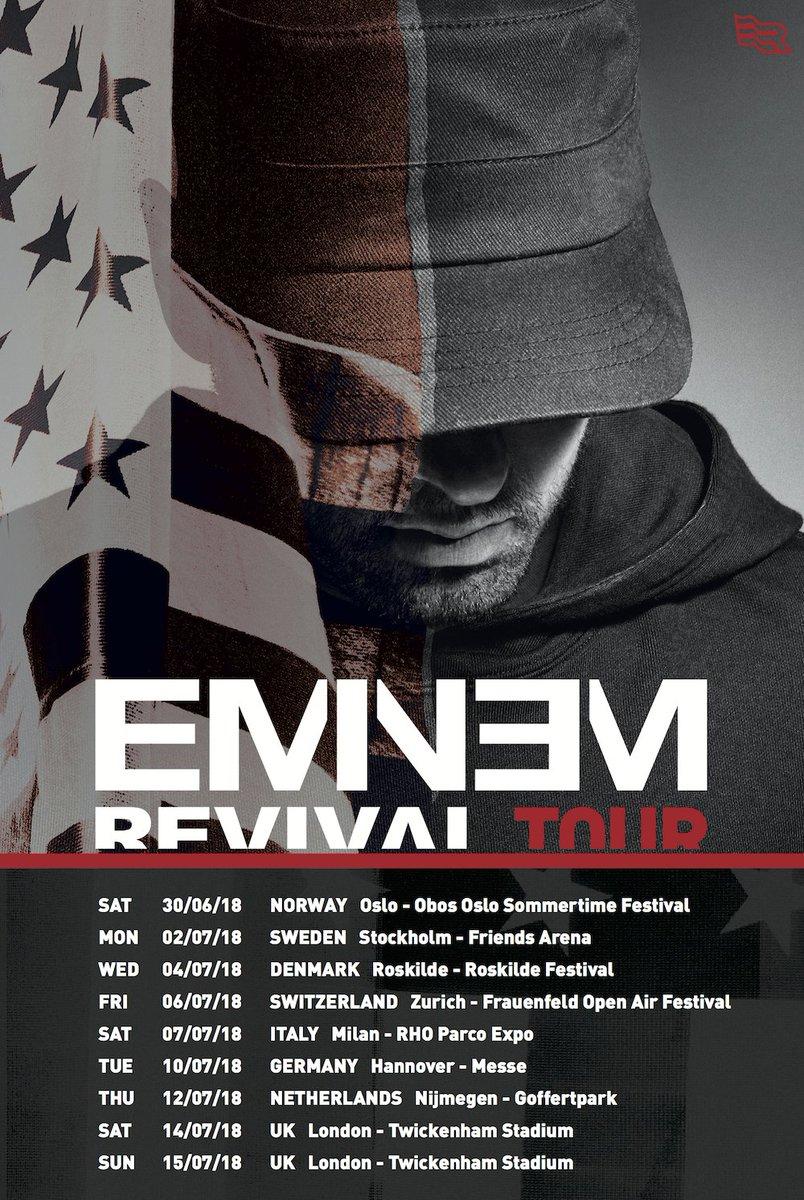 Eminem x Europe 2018 https://t.co/DOB0kMUpie https://t.co/g3ZLmD4QUy
