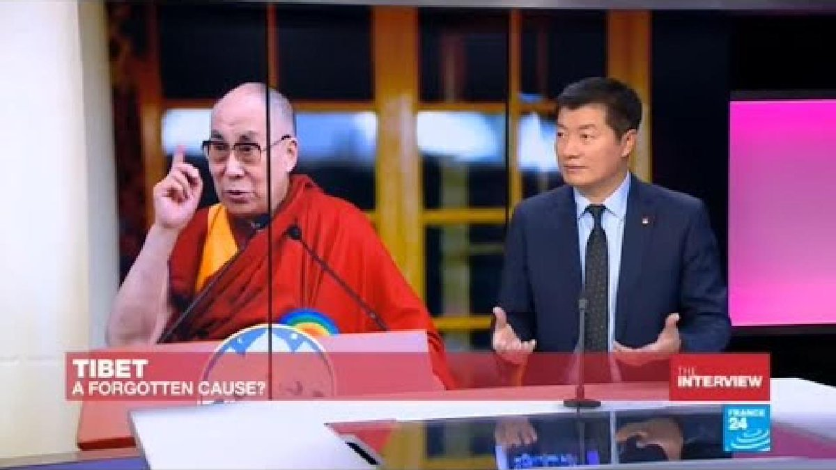 ?? Head of Tibetan government-in-exile: 'We hope Trump will meet the Dalai Lama'