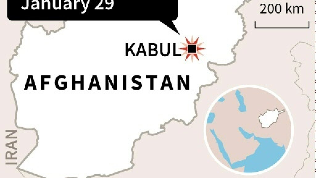 Gunmen attack Kabul military academy: officials