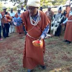 Kikuyu elders 'renovate' Uhuru Park with animal blood ahead of Raila swearing-in ceremony