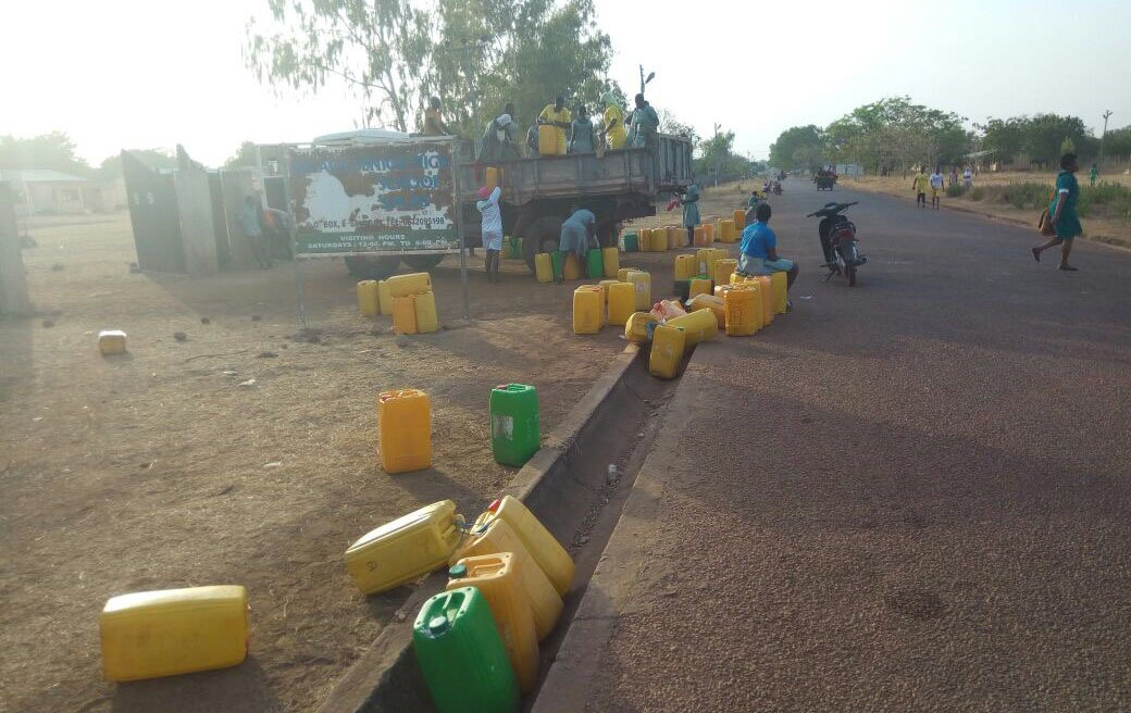 GWCL Starts Water Rationing Across The Country