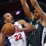 Report: Pistons making Avery Bradley available in trade talks