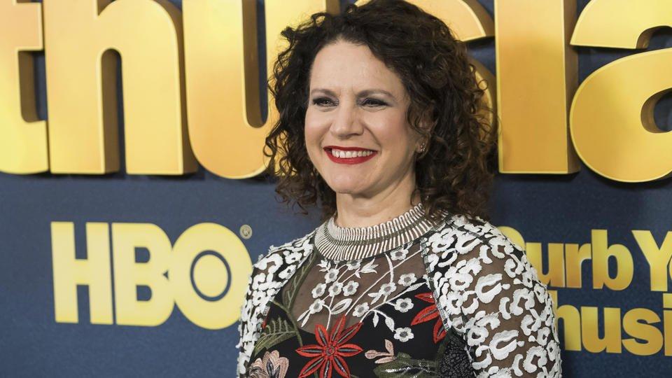 Susie Essman shticks to comedy roots
