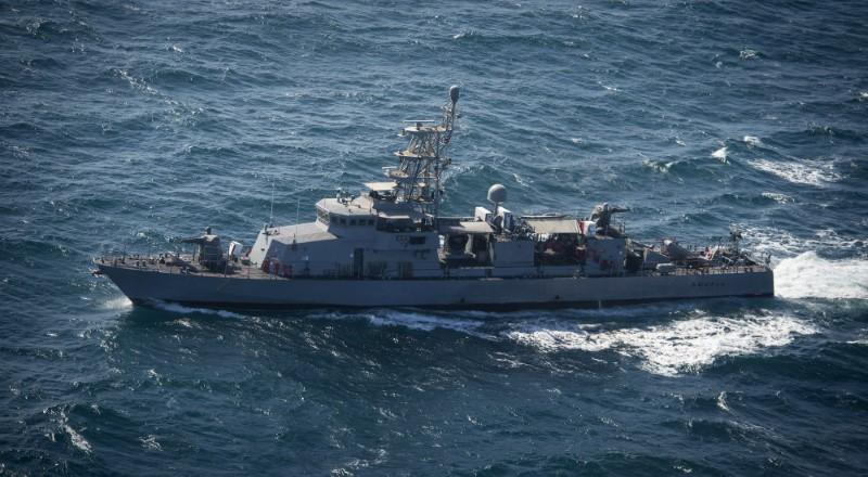 Iran cites change in U.S. navy behavior in Gulf