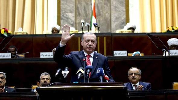 Cumhurbaşkanı Erdoğan'ın sözü Sudan'da yerine getirilecek