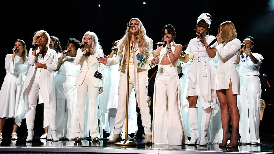 Grammys: Grammy Awards spur 328 percent sales gain for @KeshaRose, @LuisFonsi & more