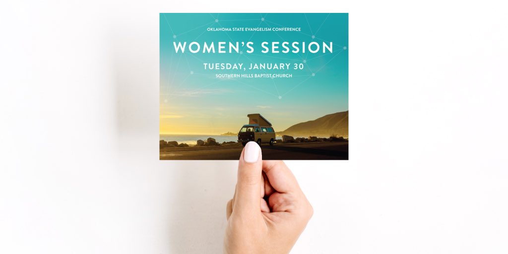 test Twitter Media - The women's session will be in the WORSHIP CENTER at 9am tomorrow! We look forward to seeing you in the morning!! https://t.co/d7Kpf3Sc6Z