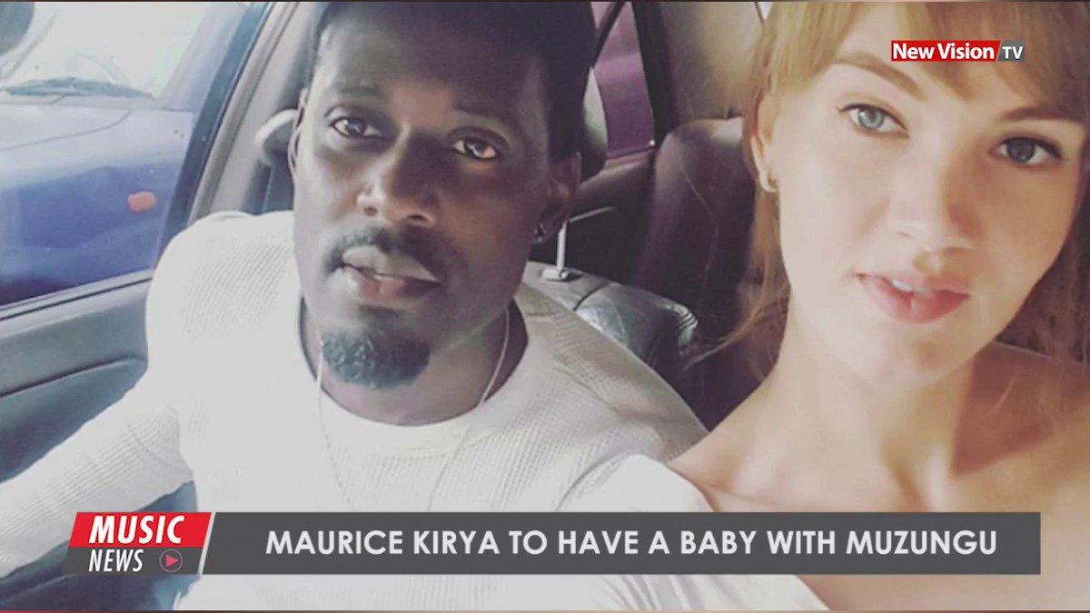 Musician Maurice Kirya to have a baby with Muzungu