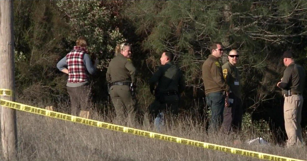 Human remains found in California recreation area