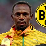 Usain Bolt prepares for trials with Borussia Dortmund as he eyes career switch