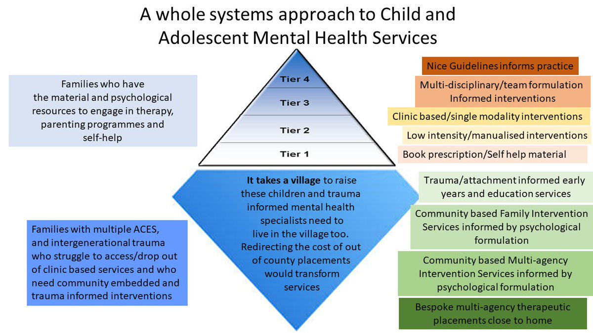 TraumaInformed Approach and TraumaSpecific Interventions