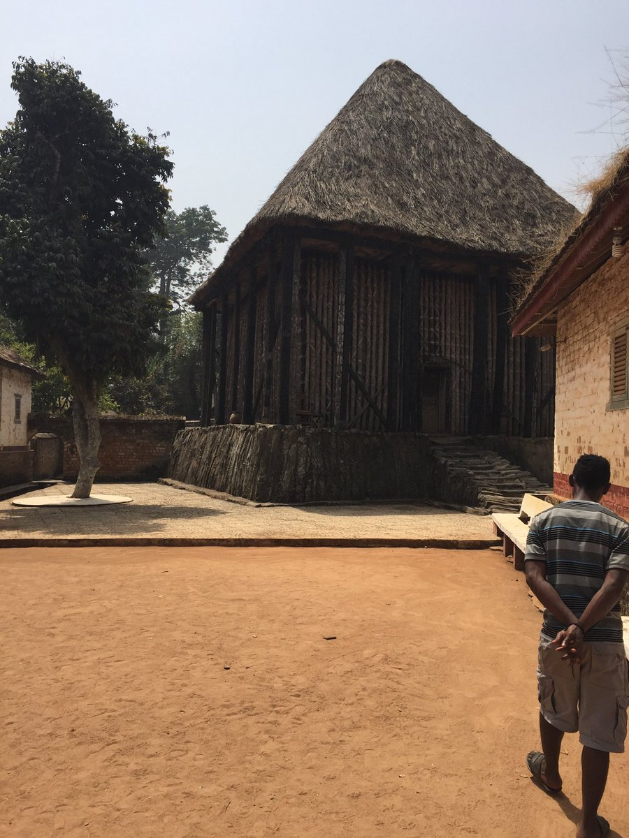 test Twitter Media - Visited a traditional African shrine yesterday - remarkable carvings. This is a beautiful country but the political situation is becoming very tense. Please say prayers (eg the Memorare which people here have been saying for us) that some new ways forward might be found. https://t.co/DQogQY0eGc