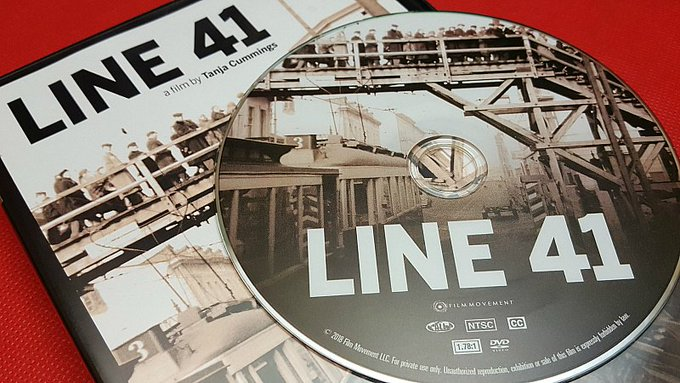 Line 41 movie DVD documentary independent film