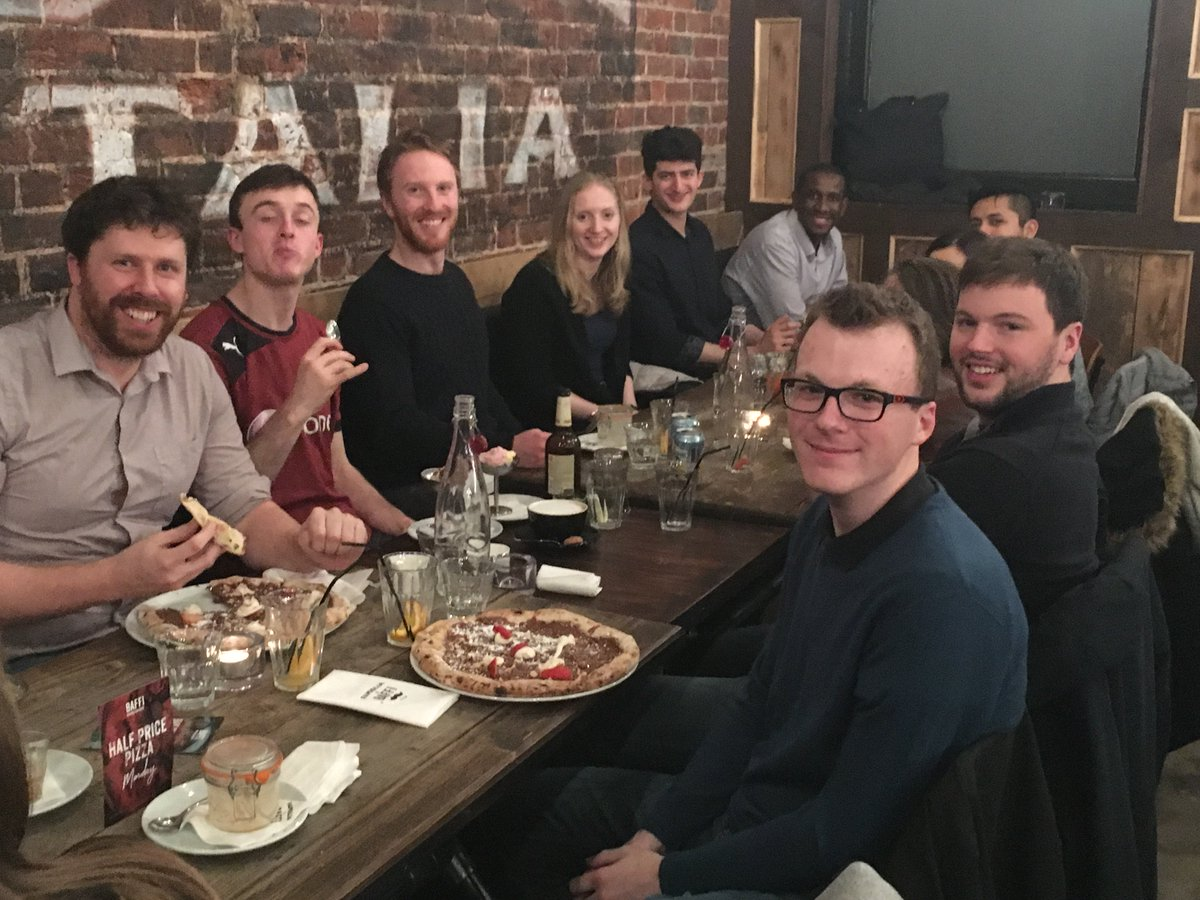 test Twitter Media - The first CDT SIS social of 2018 @baffipizzeria in Portswood Southampton was a great success! Delicious food and amazing company. Thank you all and thank you Baffi for a great evening! https://t.co/CNvBy03dpd