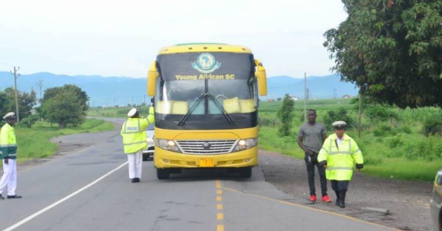 Basi la Yanga lakamatwa Mbeya