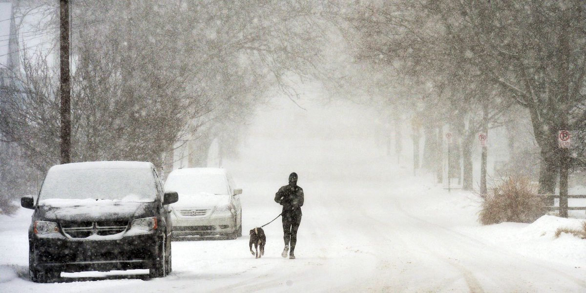 Black ice, cold temperatures hit Detroit during morning commute