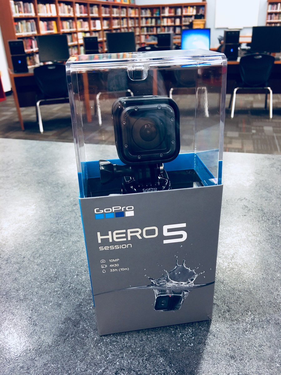 Enter the LHS Film Festival by emailing your films to kellyoliva@wsdr4.org by 2/7 and you could win this! #wsdlibraries #whatwedo #wsdfilmfestival https://t.co/NrAruP9saV