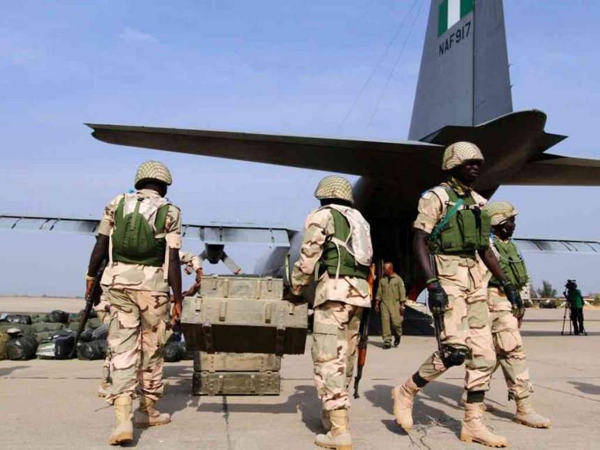 Nigerian air force killed dozens in attacks on villages - Amnesty