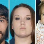 Man accused of stabbing couple to death, fatally shooting their 17-month-old daughter