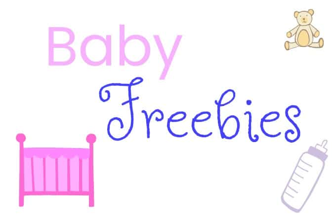 Know someone who is having a baby? Get these baby freebies today