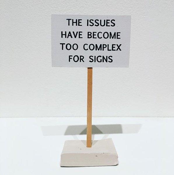 by anna gray & ryan wilson paulsen #art #commentry #politicalart https://t.co/HH3NlkqnOC