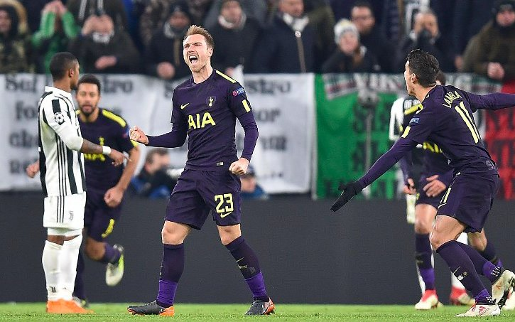 Happy 26th Birthday to Christian Eriksen  Celebrated in style last night