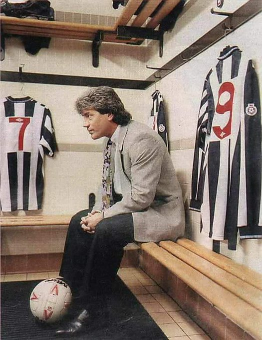 Happy birthday to this toon legend, the one and only Kevin Keegan, an absolute  legend on and off the pitch