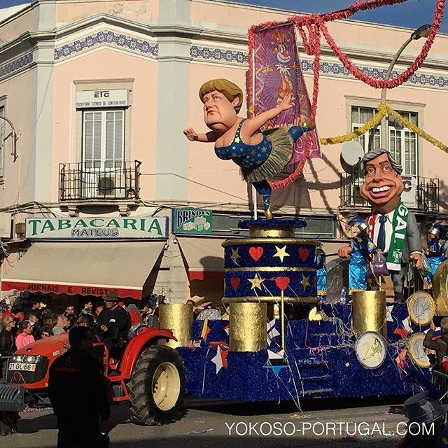 test ツイッターメディア - ルウレ (Loule)昨日のカーニバルに行われたパレード。ルウレのカーニバルは、ポルトガル国内で最大規模でたくさんの人が集まります。 #カーニバル #ポルトガル https://t.co/6hD0AWKoiG