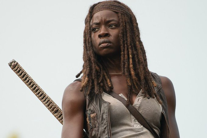Danai Gurira - Happy Birthday!