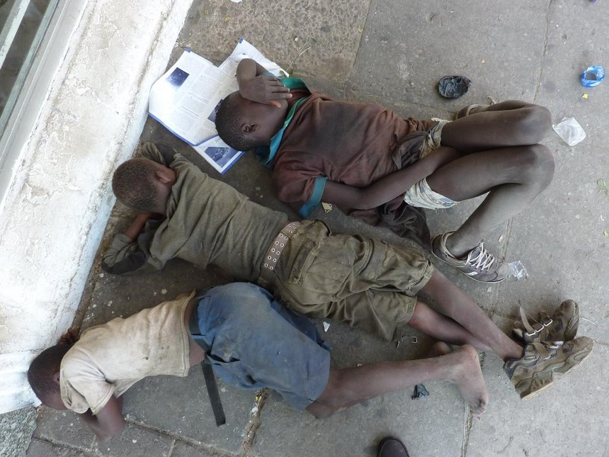 Street families flock into Nakuru CBD, cause crime and security concerns