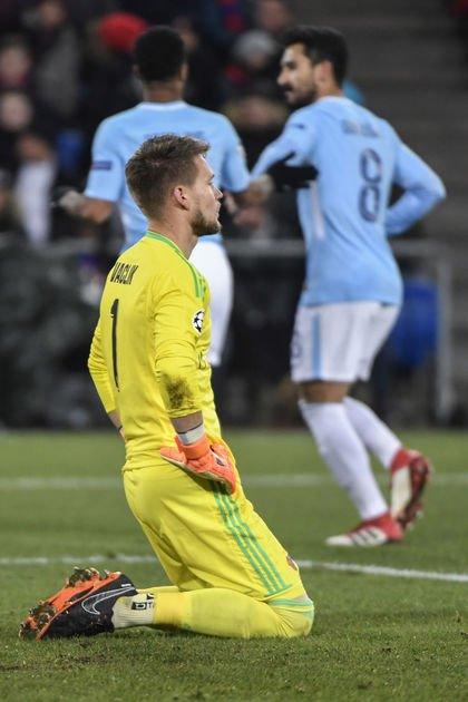 Man City sends out another statement with 4-0 win at Basel
