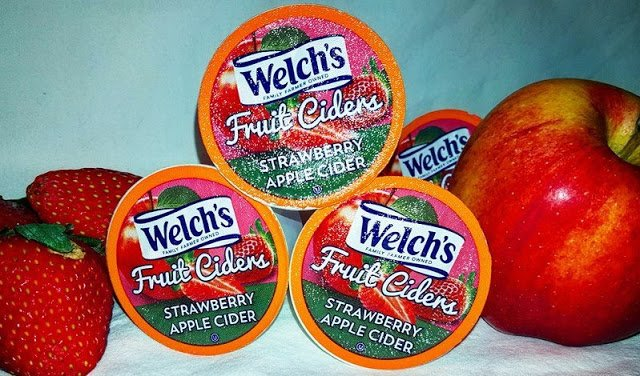 Welch's Fruit Ciders K-Cup Giveaway