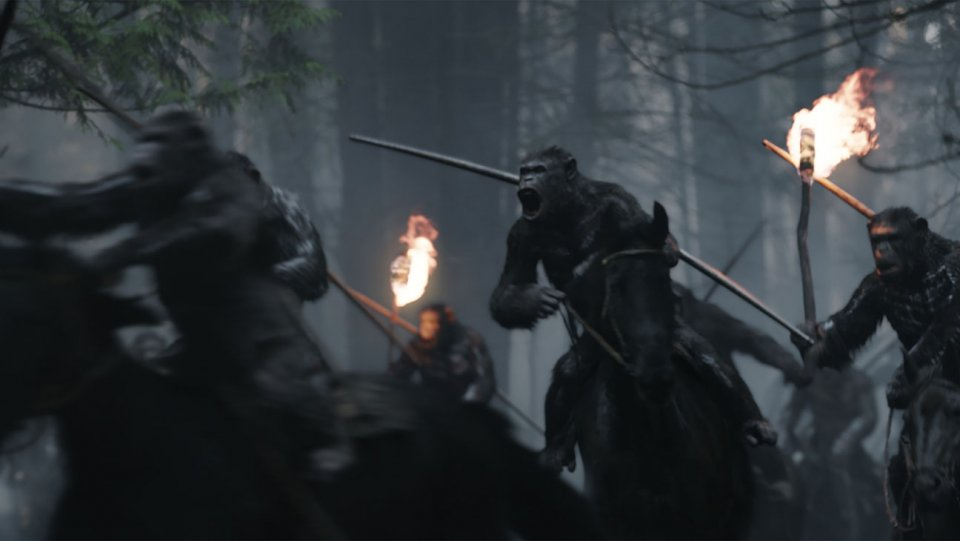 Visual Effects Society Awards: 'War for the Planet of the Apes' wins big