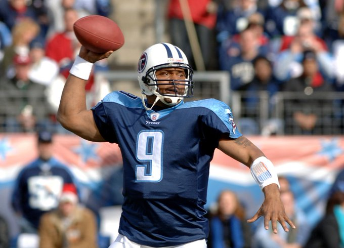 Happy Birthday to Steve McNair, who would have turned 45 today!