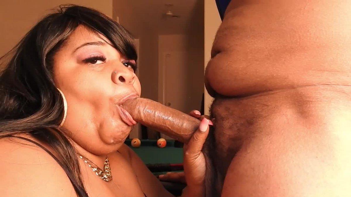 Sold my vid! Big Titty Ebony BBW Sucks and Slurps Bbc. Get yours here 8MXpyRgSQ1