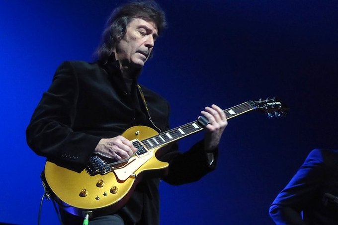 Happy 68th Birthday, Mr. Steve Hackett! Stay healthy and keep making great music!