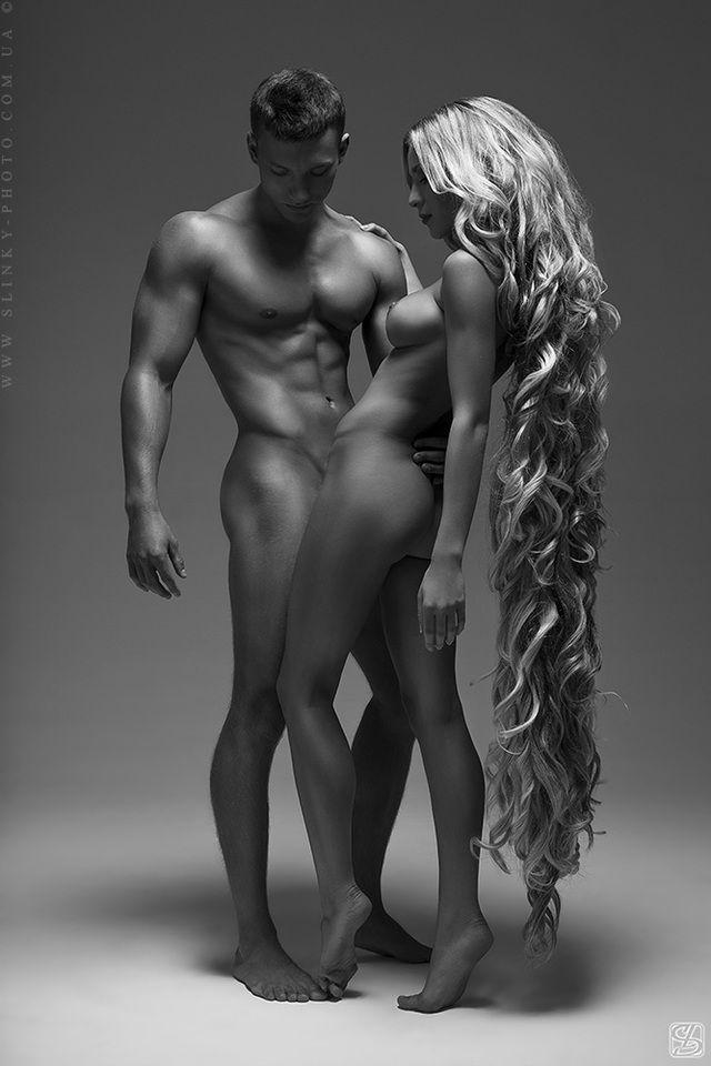 Красивые Голые Девушки С Мужчинами Фото