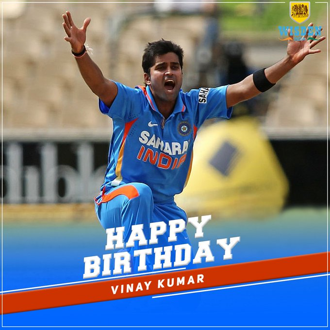 Wishing a very Happy Birthday to Indian pacer and skipper