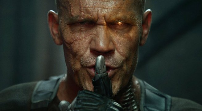 Happy 50th Birthday to Josh Brolin, our on upcoming sequel.