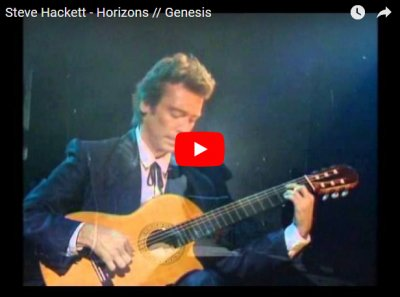 12 Feb., SPECIAL Happy Birthday Steve Hackett - AUDIO & VIDEO: