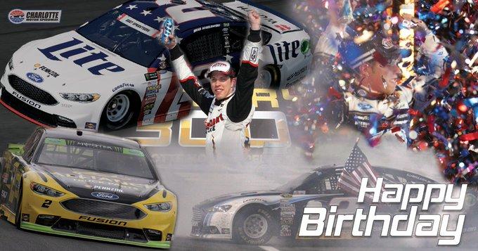 To wish a Happy Birthday to Brad