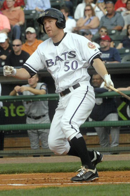 Happy Birthday to former Bat, Todd Frazier!  Frazier played 246 games with Louisville between 2009-12.