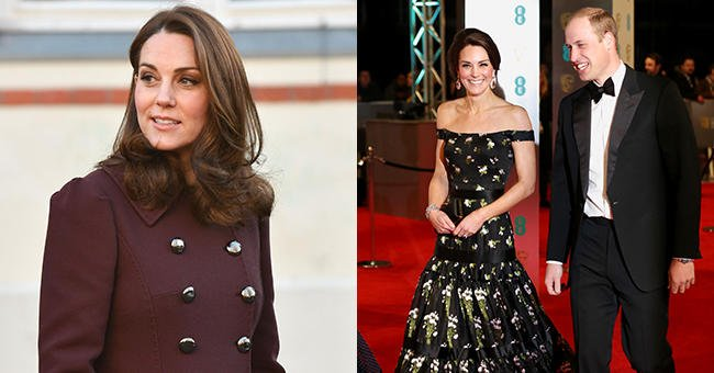Kate Middleton may have to break a huge royal rule at the BAFTAs this weekend