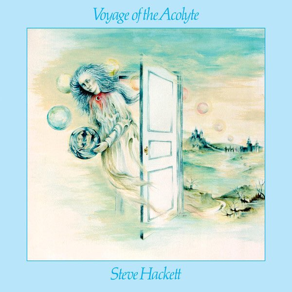 Happy birthday! Steve Hackett!! Ace Of Wands / Steve Hackett