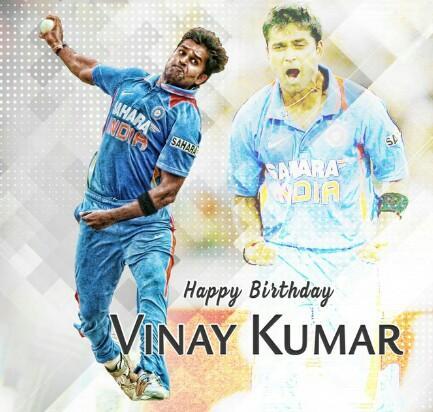 Happy Birthday Karnataka captain